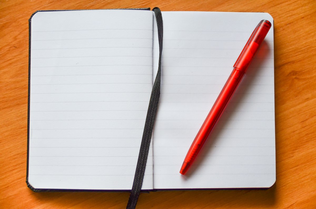 How keeping a journal will improve your life
